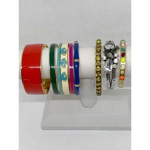 J. Crew Bangle & Cuff Bracelet Bundle